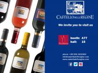 We invite you to see us at ProWein (19/21 March 2017)